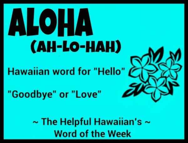 Part of the 6 errors made by foreigners about Hawaii is the assumption English is not spoken there.