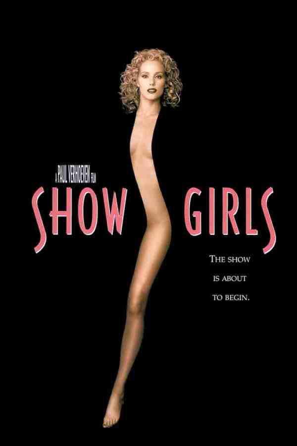 Showgirls, one of the movies so awful you can't disengage.
