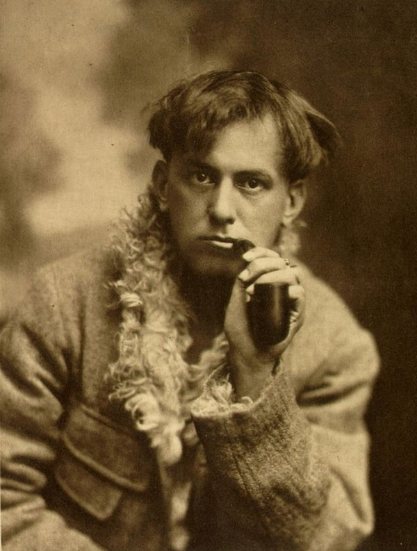 Aleister Crowley was a very sexual person.