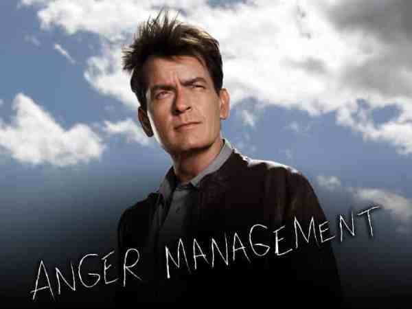 His role in Anger Management is definitely one of the top 6 performances by Charlie Sheen.