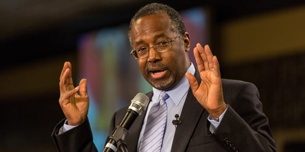 One of the laugh out loud wrong presidential candidates statements is Ben Carson's