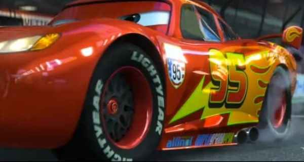 The Cars movie has several references to Toy Story.