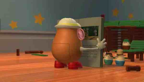 Toy Story 2 has several of the top 12 Pixar easter eggs.