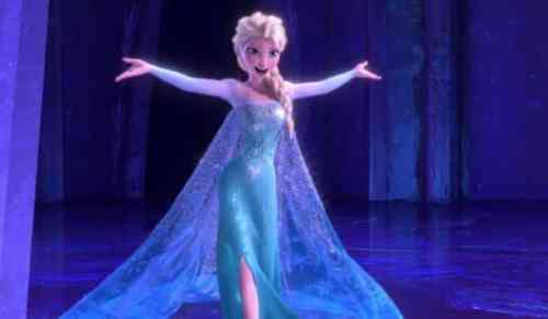 One of the 10 cartoon characters who would make better presidents is Elsa from Frozen.