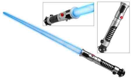 The top 15 best Star Wars toys of all time includes the lightsabers.