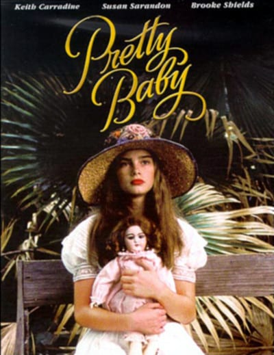 Pretty Baby stands proof for the changing of regulations in movies.