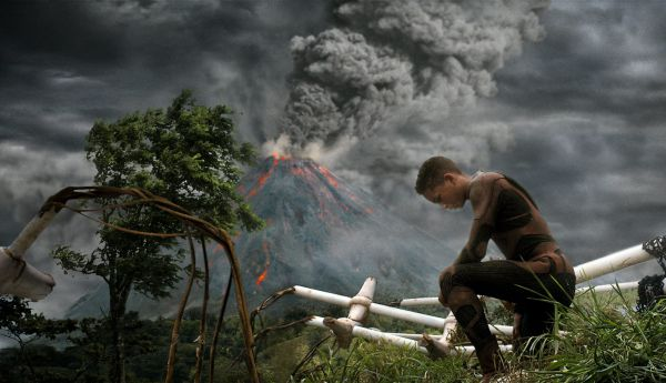 After Earth was expected to feature more of Will Smith.