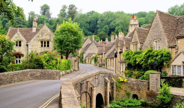 The Cotswolds are among the most picturesque sights in the country.