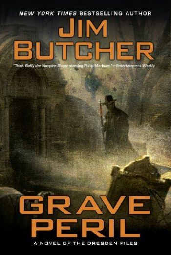 The Dresden Files combine various story genres.