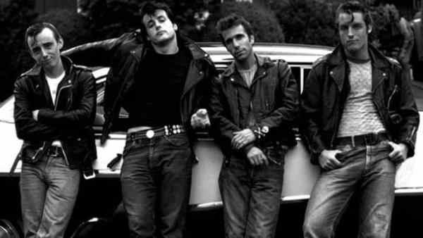 The Greasers were not well viewed by society.