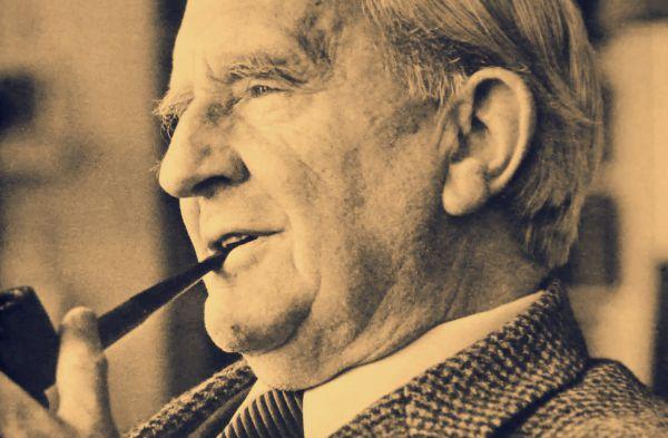 J.R.R. Tolkien was accused of plagiarism in the past.