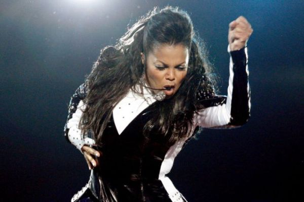 Janet Jackson is determined to put a fantastic show after a long break.