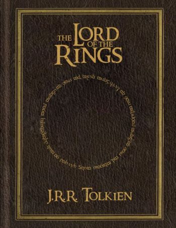 The Lord of the Rings trilogy stands as the parent of modern fantasy.
