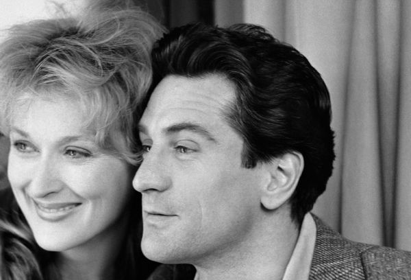 Meryl Streep is De Niro's favorite actress to work with.