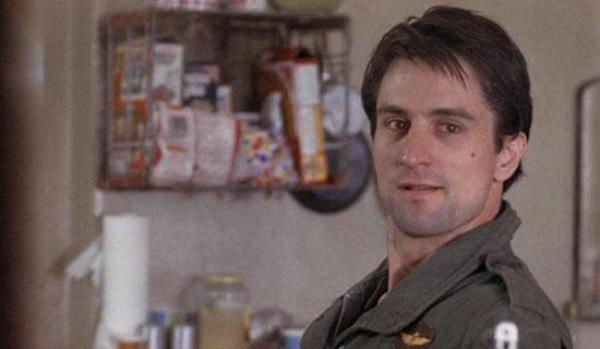 One of the lesser-known facts about Robert De Niro is that he improvised the line in Taxi Driver.
