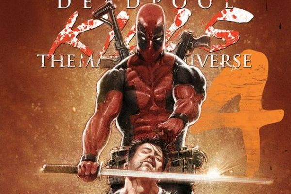 Deadpool Movies You Will Never See - Deadpool Kills The Marvel Universe