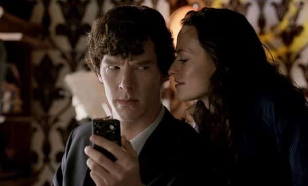Sherlock - TV Shows That Were First Books