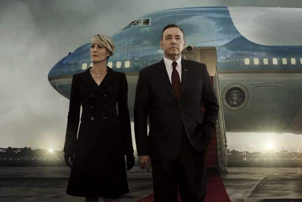 House Of Cards, One Of The TV Shows That Were First Books