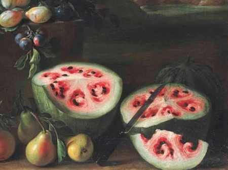 6 Fruits and Vegetables That Looked Way Different Before We Domesticated Them - The Wild Watermelon