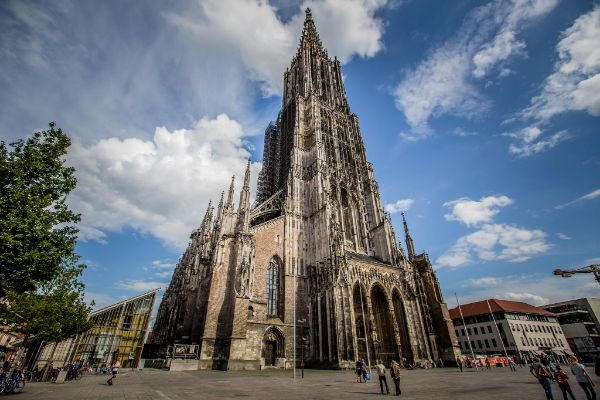 Breathtaking Gothic Cathedrals - Ulm Minster
