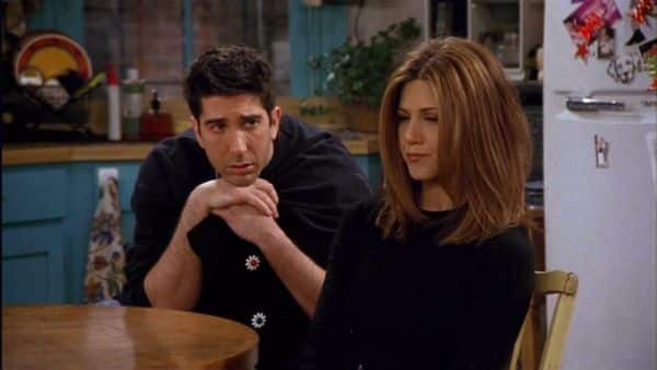 Ross and Rachel - Break-Up