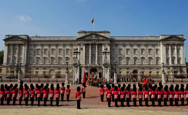Most Stunning Royal Palaces