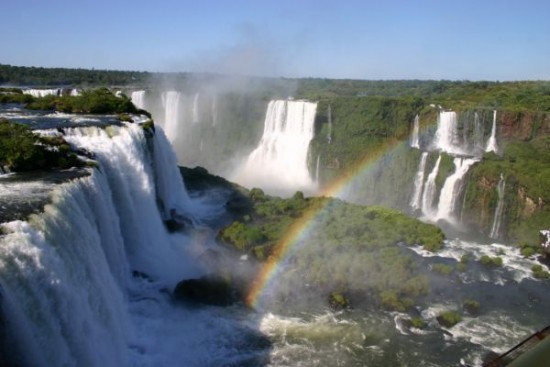 Most Astonishing Natural Wonders - Iguazu Falls
