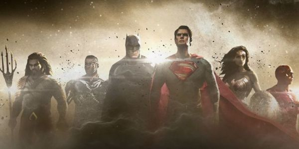 New Movies Being Made - Justice League