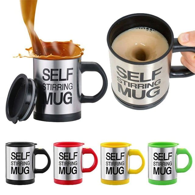 Electric Coffee Cup