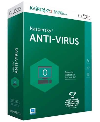Kaspersky product image
