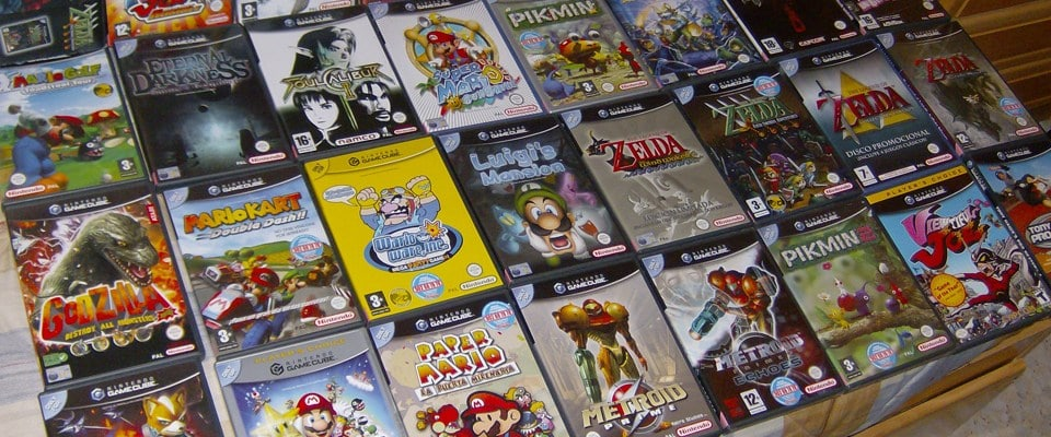 Best gamecube games