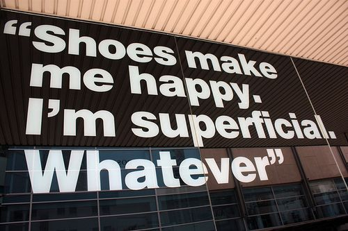 #shoesmakemehappy