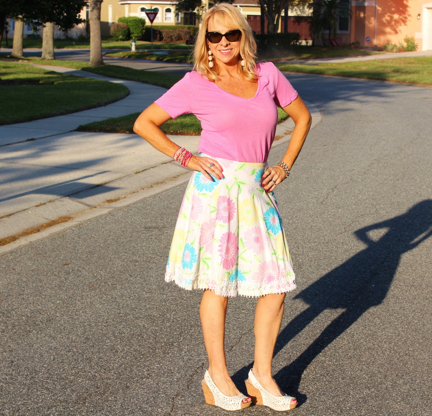 #Lilly Pulitzer Skirt