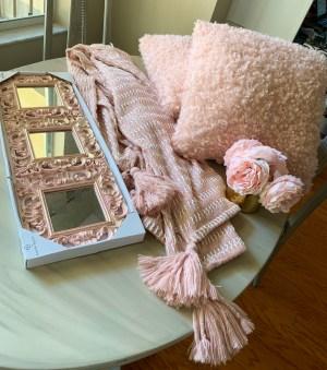 Pink Home Accessories