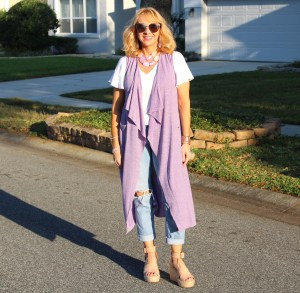 #Lilac Duster