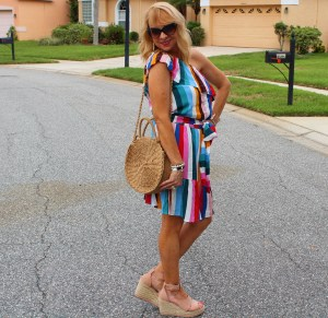 Hi Sugarplum Skirt and One Shoulder Top