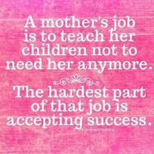 mother's job