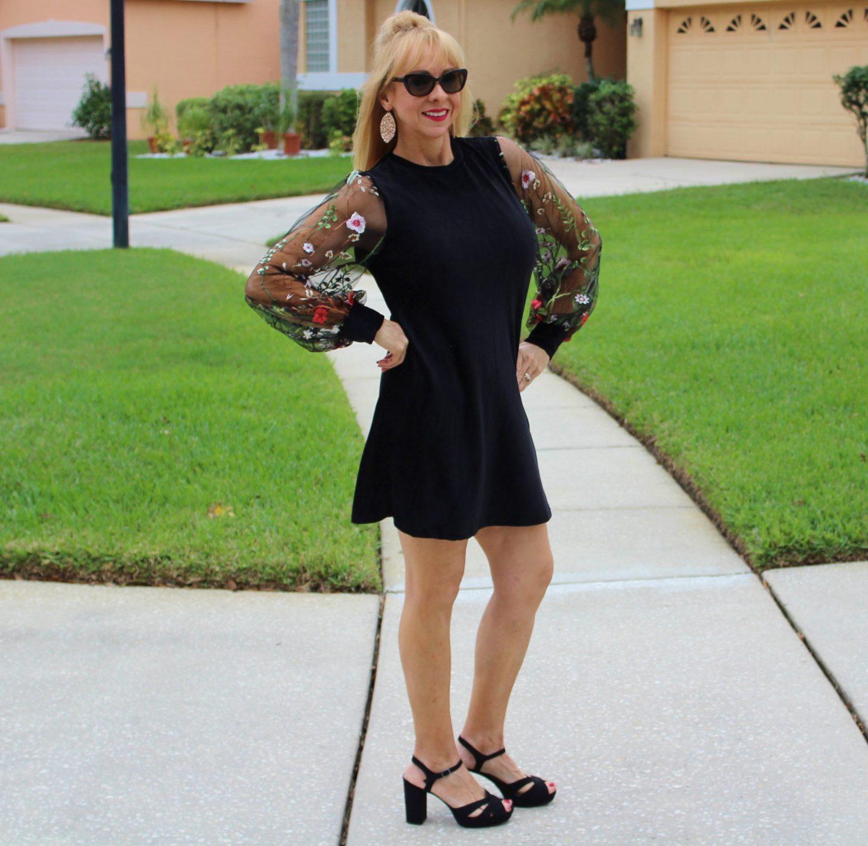 Amazon Black Dress