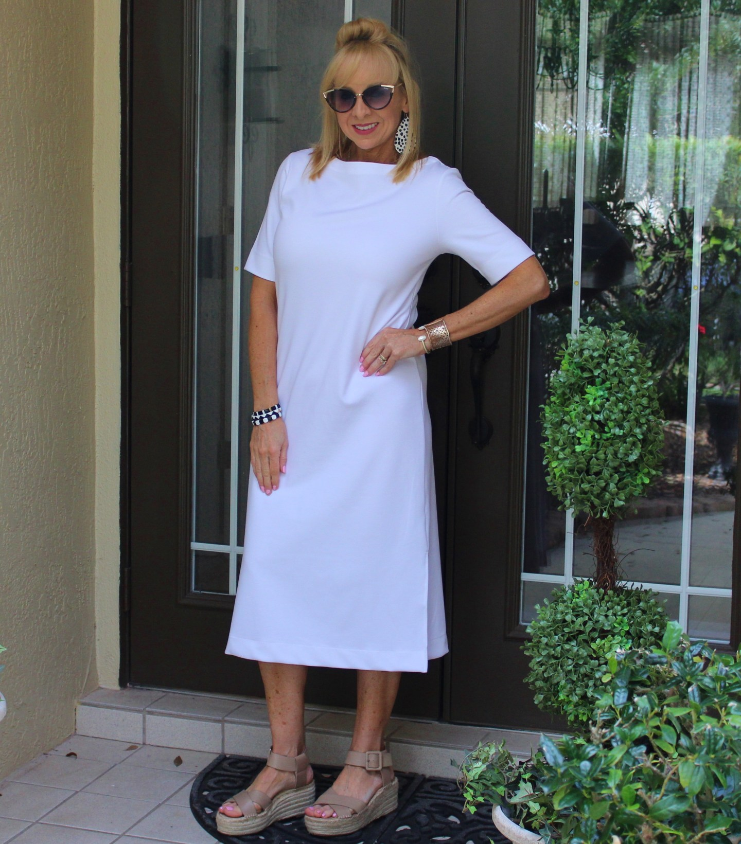 Target White Dress