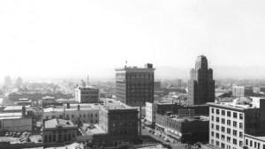 Downtown Phoenix history