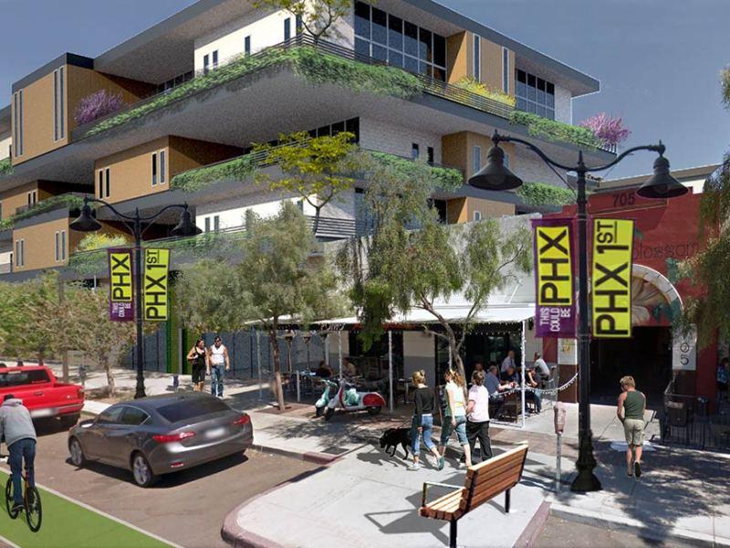 Phoenix First Street