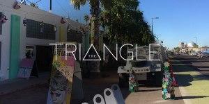The Triangle Neighborhood