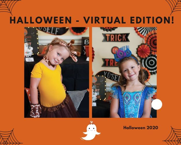 Virtual Halloween Party On Zoom This Crafty Mom