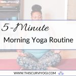 5-Minute Bedtime Yoga Flow
