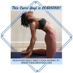 This Curvi Yogi is LEARNING! Meet Bree!