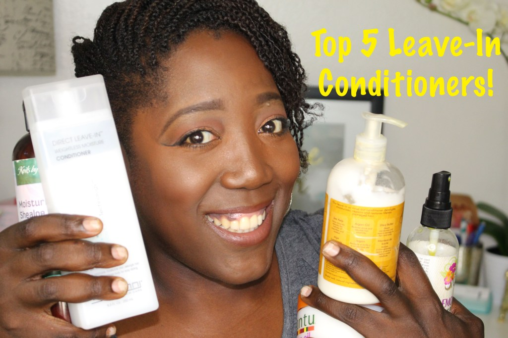 Top 5 Leave-In Conditioners, Conditioners for Natural Hair, Natural Hair Products, Best Leave-In Conditioners, Natural Hair, Shea Moisture, Giovanni Weightless Direct Leave-In, Alikay Naturals Lemongrass Leave-In, Cantu Argan Oil Leave-In Conditioner, Koils By Nature, This Curvy Girls Life, Lifestyle Blogger, Natural Hair Blogger, Natural Hair Blog