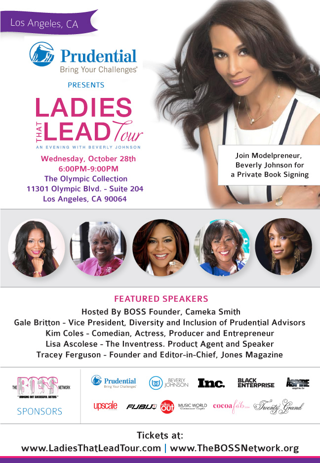 Ladies that Lead Tour, Empowering Women, Leadership, Entrepreneurs, Women in Business, Success