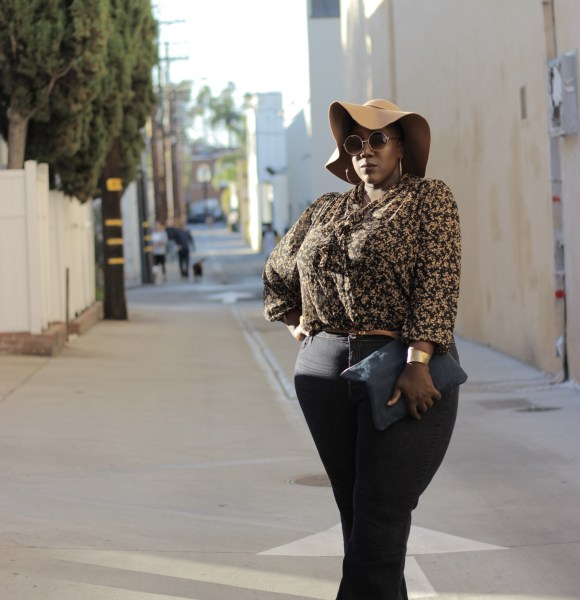 70's Trend for the Curvaceous