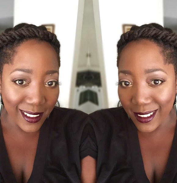 Curvy Beauty: Easy Fall Makeup Tutorial