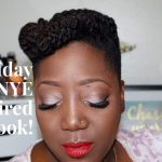 Easy Makeup for Holiday and NYE!